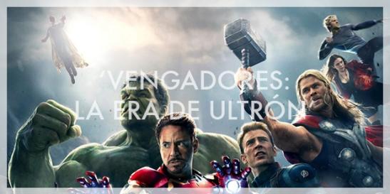 Vengadores: La era de Ultrón (2)